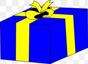 Cartoon Present Cliparts - Gift Birthday Christmas Clip Art PNG