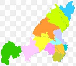 Administrative Division Of The Polish People's Rep - Ankang Hengshan District, Yulin Tongchuan Hanzhong Yan'an PNG