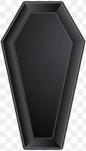 Black Coffin Clip Art Image - Rectangle Product Font PNG