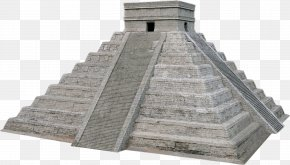 Building - Maya Civilization Chichen Itza Landmark Building DepositFiles PNG