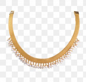 Necklace - Necklace Earring Jewellery Gold PNG