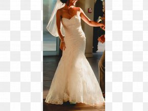 Mori - Wedding Dress Bride Clothing Formal Wear PNG