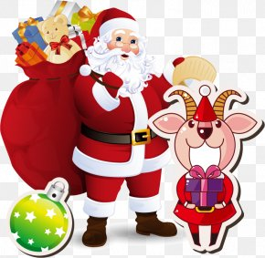 Santa Claus Christmas Holiday - Santa Claus Christmas Clip Art PNG