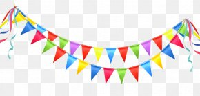 Flags Party - Birthday Cake Wish Greeting & Note Cards Happy Birthday To You PNG