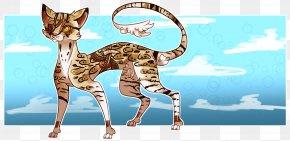 Cat - Cat Giraffe Terrestrial Animal Tail PNG