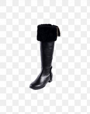 Italy Imports Of Black Calfskin Boots Child - Italy PNG