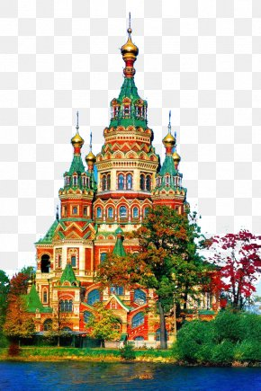 Russia Castle Photography - Russia Castle Palace Photography Chxe2teau PNG
