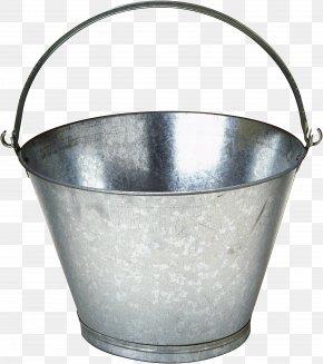 Iron Bucket Image - Bucket Housekeeping PNG