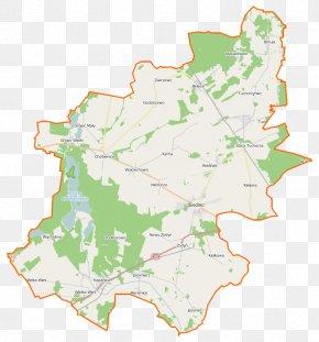 Map - Kopanica, Greater Poland Voivodeship Gmina Wolsztyn Chobienice Tuchorza Belęcin PNG