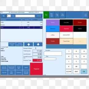 Point Of Sale - Retail Software Computer Software Point Of Sale Invoice Sales PNG