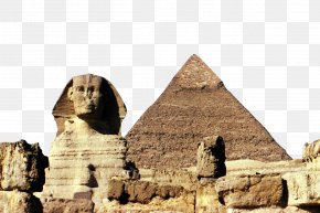 Pyramid - Pyramid Of Djoser Great Sphinx Of Giza Great Pyramid Of Giza Egyptian Pyramids Memphis PNG