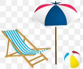 Summerset Cliparts - Summer Beach Clip Art PNG