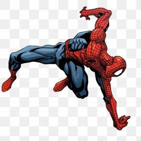Spiderman Comic Transparent Image - Spider-Man Miles Morales Drawing Avengers PNG