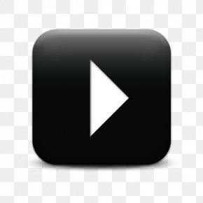 Youtube Play Button - Angle Square, Inc. Font PNG