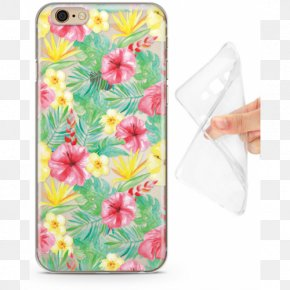 Watercolor Aqua - Apple IPhone 7 Plus IPhone 6S IPhone 8 Donuts IPhone 6 Plus PNG
