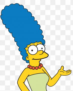 Marge Simpson - Marge Simpson Bart Simpson Homer Simpson Grampa Simpson Lisa Simpson PNG