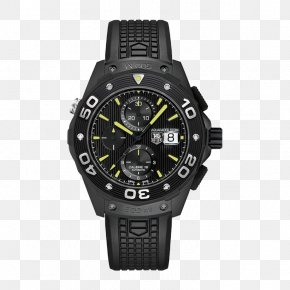 TAG Heuer Aquaracer Series Automatic Mechanical Watches - Automatic Watch TAG Heuer Chronograph Clock PNG
