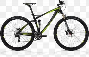 Bicycle - Bicycle Suspension Mountain Bike 29er Bicycle Forks PNG
