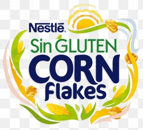 Corn Flakes - Corn Flakes Breakfast Cereal Nestlé Gluten PNG