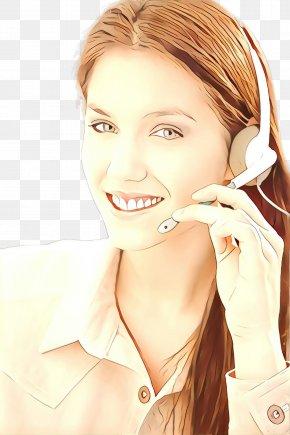 Beauty Head - Face Hair Skin Facial Expression Chin PNG