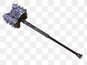 Weapon - Weapon Sword Hammer Sabre Lance PNG