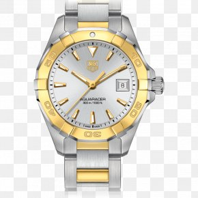 Watch - TAG Heuer Aquaracer Watch Jewellery TAG Heuer Monaco PNG