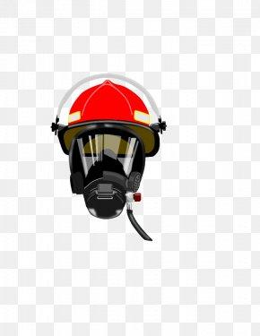 Fire Hydrant Clipart - Firefighter's Helmet Mask Firefighting Clip Art PNG