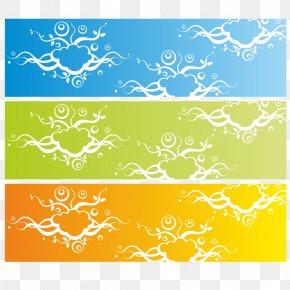 Web Banner - Web Banner Graphic Design Desktop Wallpaper PNG