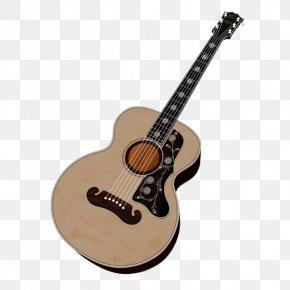 Guitar - Acoustic Guitar Ukulele Electric Guitar Tiple PNG