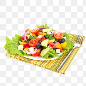Salad - Cruditxe9s Greek Salad Fruit Salad Mediterranean Cuisine PNG