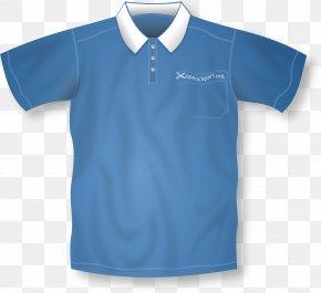 Polo Shirt Clipart - T-shirt Polo Stock Illustration Clip Art PNG