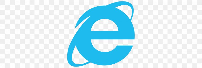 Internet Explorer 11 Web Browser Microsoft, PNG, 3000x1024px, Internet Explorer, Aqua, Azure, Blue, Brand Download Free