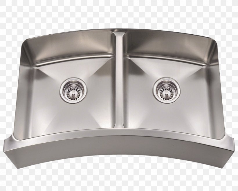 Sink Stainless Steel MR Direct Kitchen Tile, PNG, 1000x800px, Sink, Bathroom, Bathroom Sink, Bowl, Bowl Sink Download Free