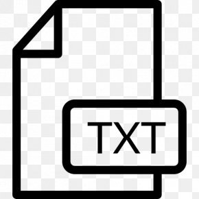 TXT File - Text File Comma-separated Values PNG