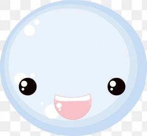 Blue Bubbles Cliparts - Bubble Speech Balloon Clip Art PNG