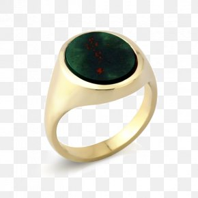 Ring - Ring Onyx Jewellery Signet Emerald PNG