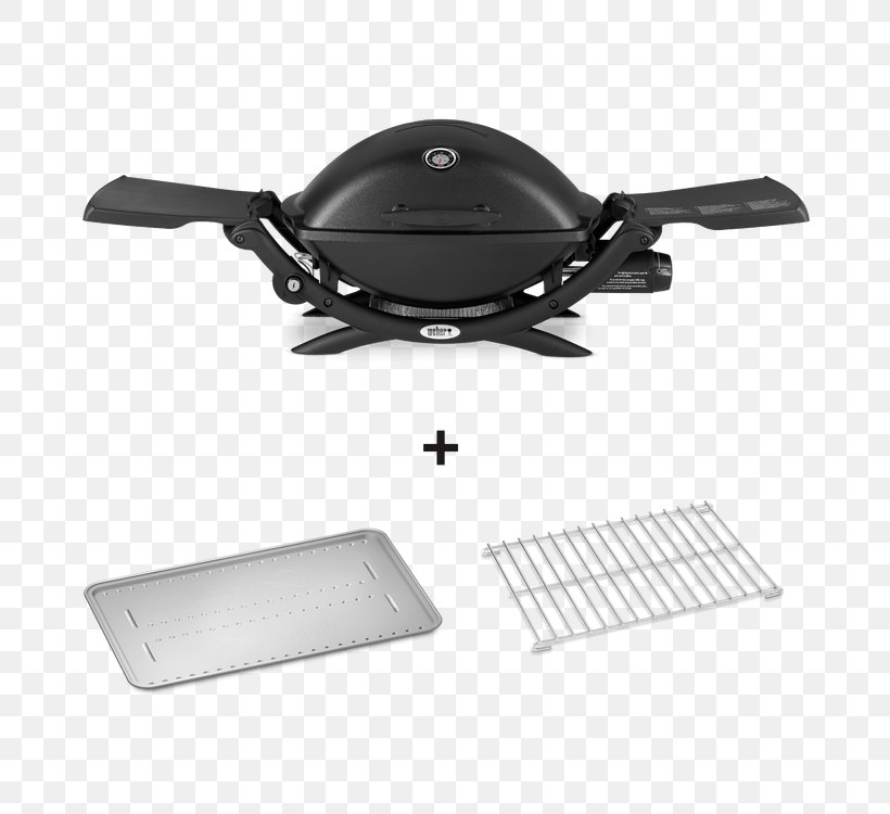 Barbecue Weber Q 2000 Weber-Stephen Products Weber Q 1000 Grilling, PNG, 750x750px, Barbecue, Gasgrill, Grilling, Hardware, Natural Gas Download Free