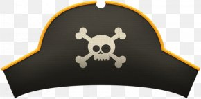 Corsair Hat - Piracy Hat Clip Art PNG