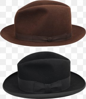 Hat Image - Top Hat Fedora PNG