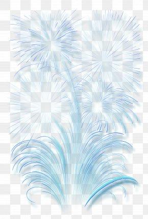 Transparent Fireworks Effect - Text Blue Graphic Design Sky Illustration PNG