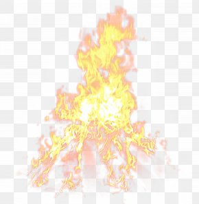 Large Fire Clipart Picture - Conflagration Fire Flame Combustion PNG