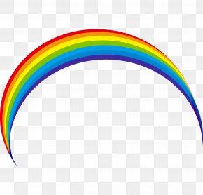 Rainbow - Rainbow Computer File PNG