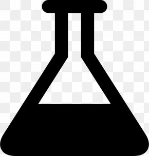 Science - Beaker Laboratory Font Awesome Clip Art PNG
