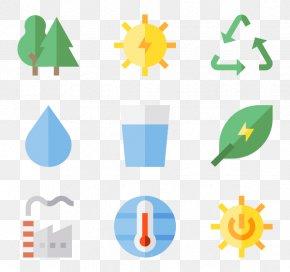 Ecology Vector - Graphic Design Logo Diagram PNG