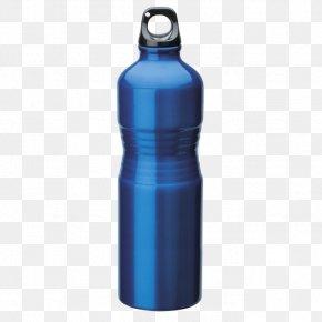 Aluminium Water Bottle - Water Bottle Icon PNG