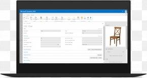 Microsoft - Microsoft Dynamics NAV Enterprise Resource Planning Computer Software PNG