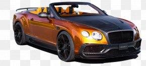 Car - Bentley Continental GT Sports Car Vehicle PNG