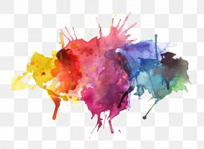 Watercolour File - Watercolor Painting PNG