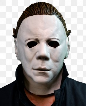 Michael Myers - Michael Myers Halloween II Mask Universal Pictures Halloween Film Series PNG