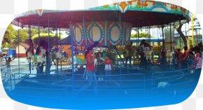 Park - Carousel Reed Park Water Park Amusement Park Tourist Attraction PNG